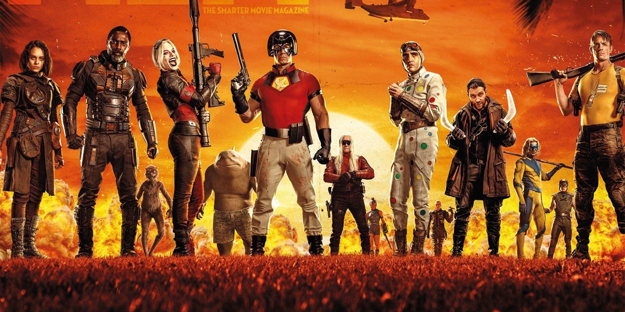 Suicide Squad 2 apresenta músicas de dois dos artistas favoritos de James  Gunn – Celebrity Land Brasil