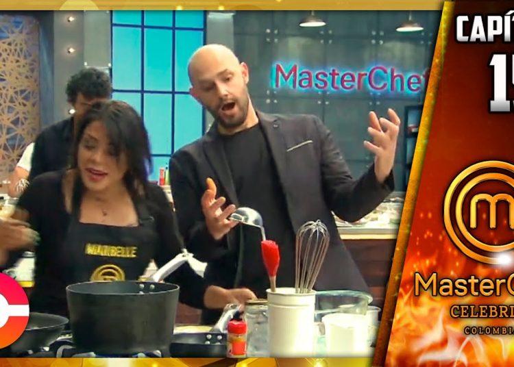 Masterchef Celebrity Colombia 2021 Capitulo 15 Temporada 3 Celebrity Land International