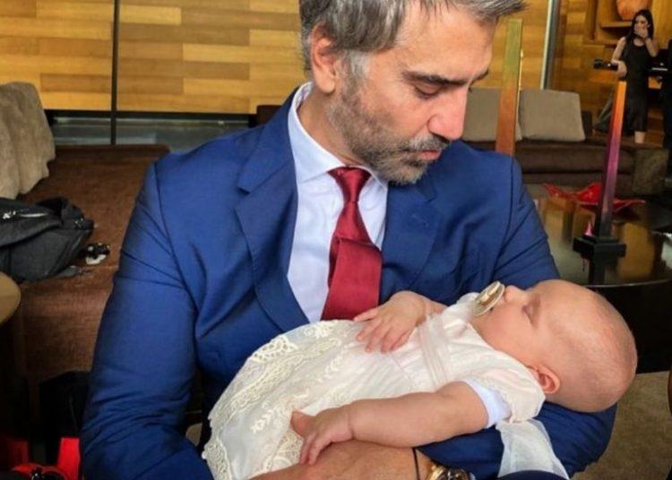 Lo hace de nuevo! Alejandro Fernández comparte EMOTIVA foto con su nieta  Cayetana – Celebrity Land