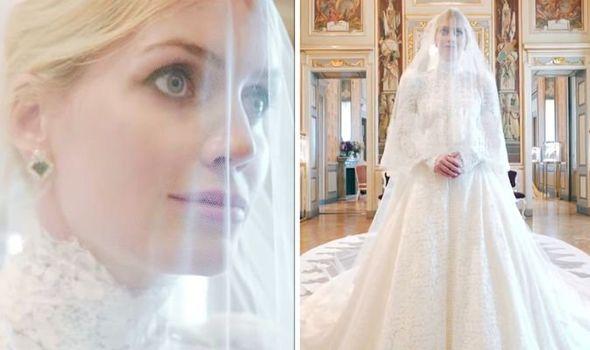 Lady Kitty Spencer, de 30 años, se casa con Michael Lewis, de 62 años, en  Italia. Harry y William no están presentes   Royal   Noticias – Celebrity  Land